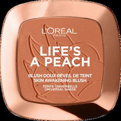 Embellisseur blush écl.pêche wake up like that 01 L'OREAL PARIS 8ml