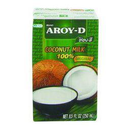 Lait de coco en brique AROYD 250ml