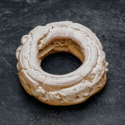 Paris Brest aux fraises et chantilly, 8 parts, 740g
