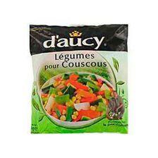 Légumes coucous , DAUCY 1kg