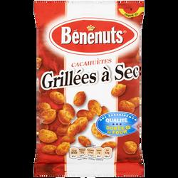 Cacahuètes grillées à sec BENENUTS, 120g
