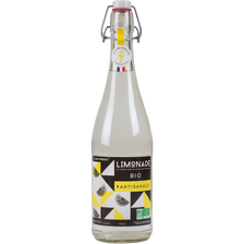 Limonade bio artisanale, LE PERE DEFRANCE, bouteille de 75cl