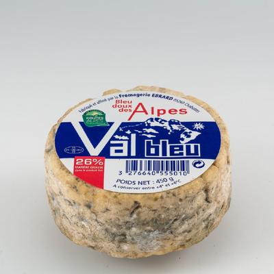 Bleu doux des Alpes - Val Bleu EBRARD, 450G
