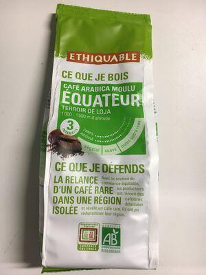 CAFE MLU PURE EQU.BIO ETH.250G