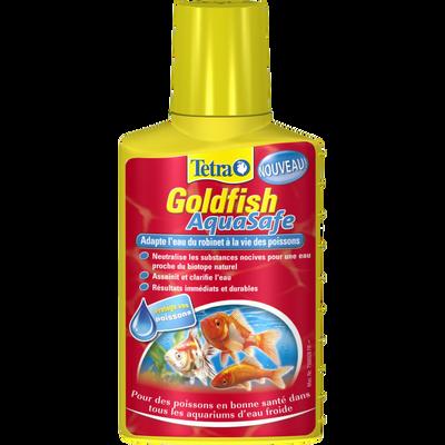 Goldfish Aquasafe pour poissons, TETRA, 100ml