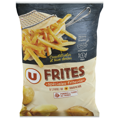 Frites U sachet 1kg