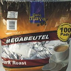 CAFE MAYA DARK ROAST 100 DOSTTES