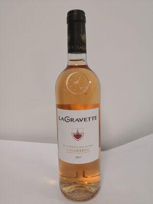 LA GRAVETTE ROSÉ 75CL