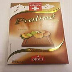 Chocolat au lait Praliné, ORSET