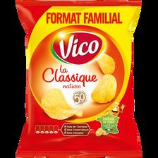 Chips la classique nature VICO, 270g