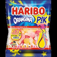 Bonbons gélifiés Orangina Pik HARIBO, 250g