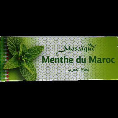 Menthe du Maroc MOSAÏQUE, sachet de 40g
