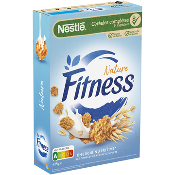 Nestlé Céréales Fitness Nature 475g