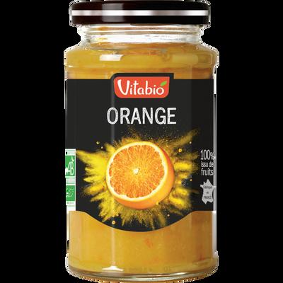 Délice orange VITABIO, 290g