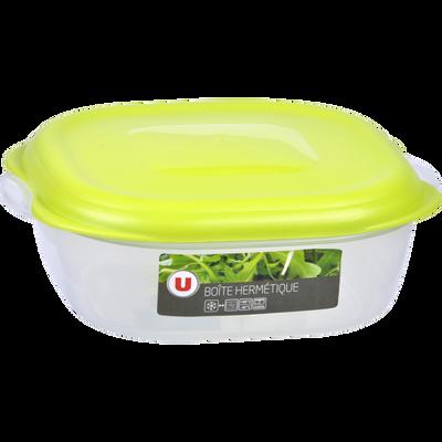 Boîte hermétique eden U MAISON, 1 litre, vert