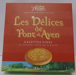 * GALETTES FINES