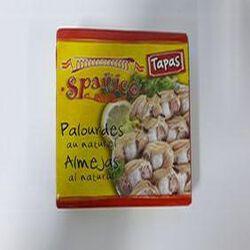 Palourdes au naturel Spanico  111g