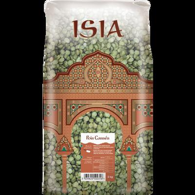 Pois cassés ISIA, paquet de 2kg