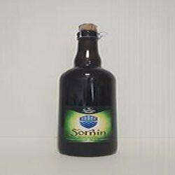 Bière ambrée artisanale LES BRASSEURS DU SORNIN bouteille 75cl