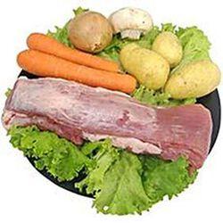 Filet mignon de porc,