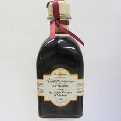 Vinaigre balsamique de Modène TERRE EXOTIQUE ,250ml