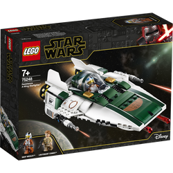 LEGO® Star Wars IX - A-Wing Starfighter? de la Résistance 75248 - Dès7 ans