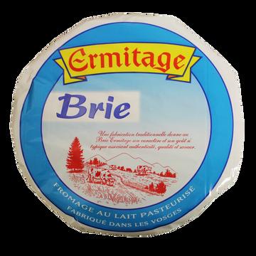Ermitage Brie Pasteurisé 33% Matière Grasse Ermitage, 800g