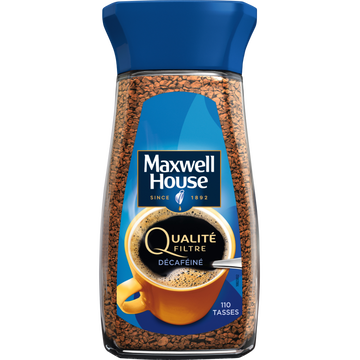 Maxwell House Café Soluble Maxwell House Qualité Filtre Bocal 200g
