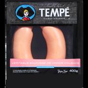 Tempé Saucisse De Viande Boyau Naturel,tempe, 400g