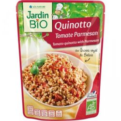 JB QUINOTTO TOMATE PARMESAN  Doypack