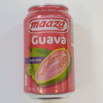 MAAZA BOISSON A LA GOYAVE  330ML