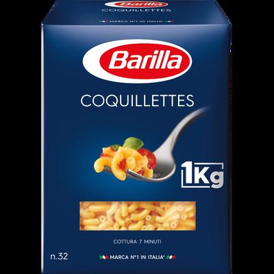 Coquillettes BARILLA, boîte de 1kg