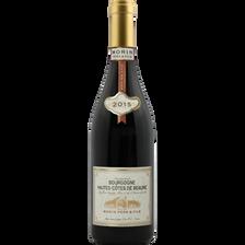 """Vin rouge AOP Bourgogne Hautes Côtes de Beaune """"Morin"""", bouteille de 75cl"""