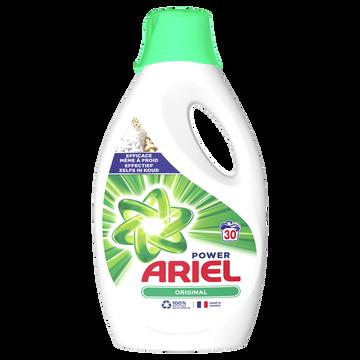 Ariel Lessive Liquide Power Original Ariel 1,65l. X30doses