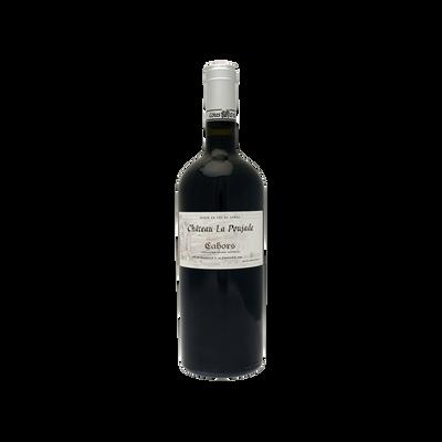 Vin rouge Cahors AOP Château la poujade, 75cl
