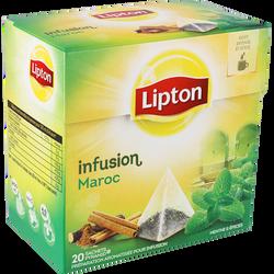 Infusions Maroc LIPTON, x20 soit 40g