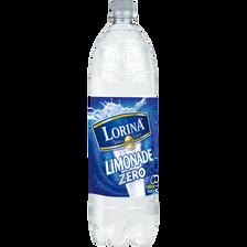 Limonade zéro LORINA, bouteille de 1,5l