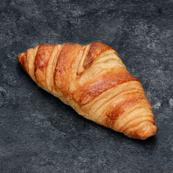 Croissant, U Saveurs, 2 pièces, 120g