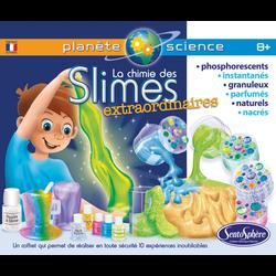 Sentosphère - La chimie des slimes extraordinaires - Dès 8 ans