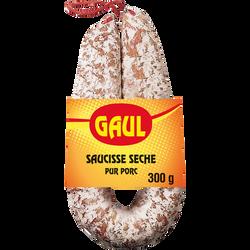 Saucisse courbe GAUL, 300g