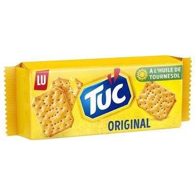 Original salés LU TUC, paquet de 100g