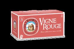 Infusion vigne rouge les 2 marmottes boîte x30 sachets 45g