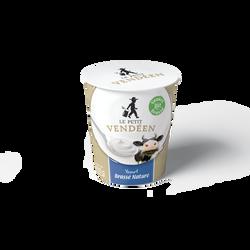 Yaourt brassé bio au lait entier de vache LE PETIT VENDEEN 400g
