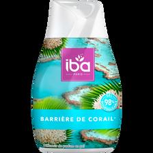 Désodorisant cône barrière de corail IBA, flacon de 189g
