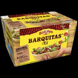 Kit barquitas OLD EL PASO, paquet de 345g