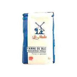 Farine de blé T55, DE MOULIN PEYI, 1kg