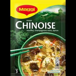 Soupe chinoise déshydratéee aux champignons noirs MAGGI, 75cl