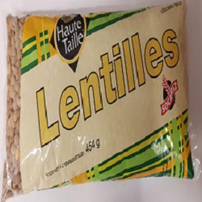 Lentilles blondes SOCARIZ, 454g