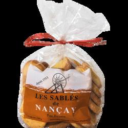 Biscuits nature LES SABLES DE NANCAY, 320g