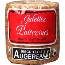 Galettes poitevines recette traditionnelle, BISCUITERIE AUGEREAU, 270g